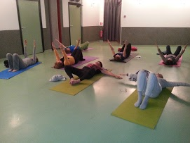 photo cours yoga