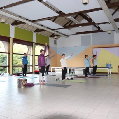 Cours collectifs de Yoga